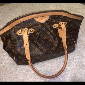 Louis Vuitton Tivoli monogram GM bag